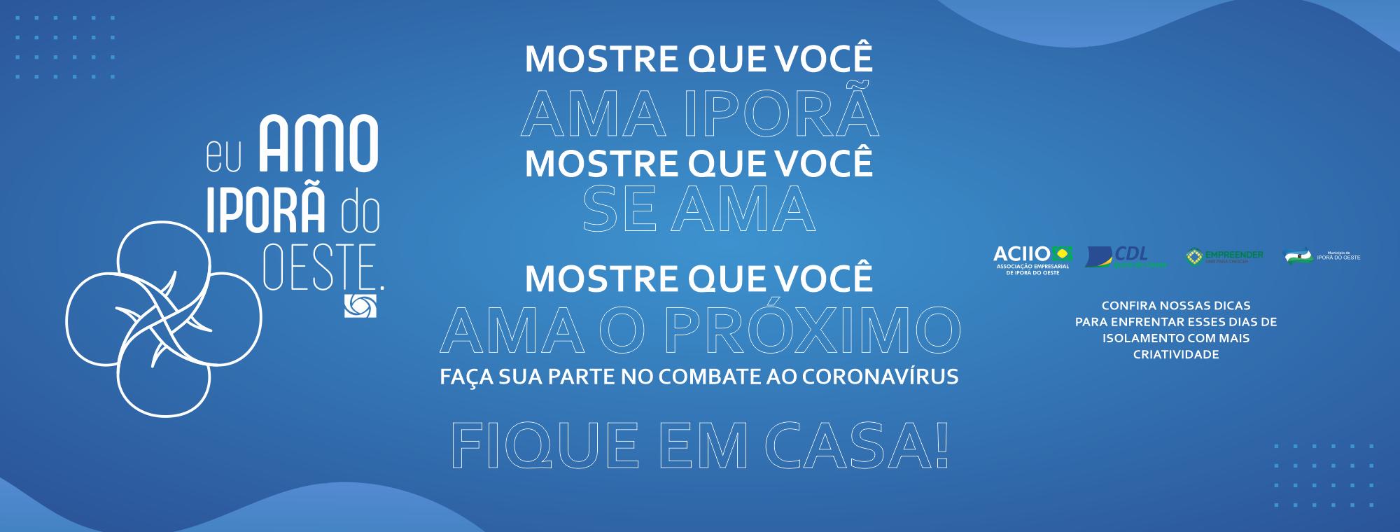 FIQUE EM CASA COM NOSSAS DICAS